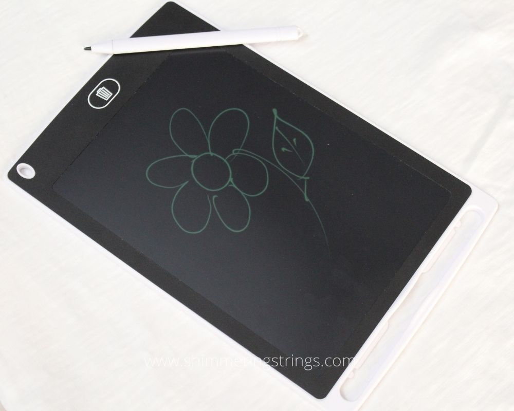educational gadget super toy LCD writing tablet 8.5 inch e-note pad for kids